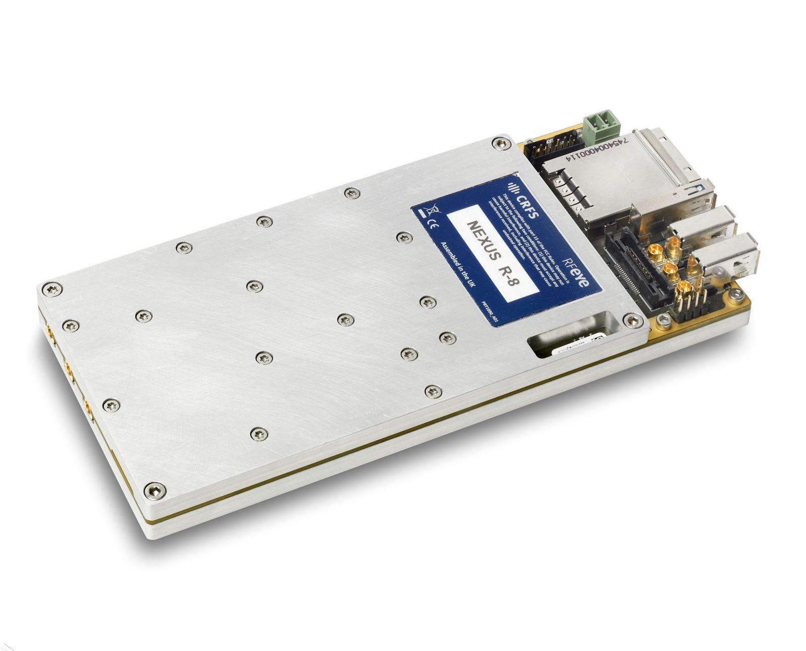 Nexus R-8 Wideband Receiver