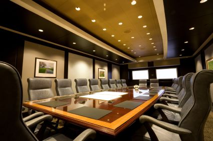 secure meeting room