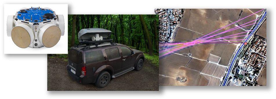 Cumulative tracking equipment